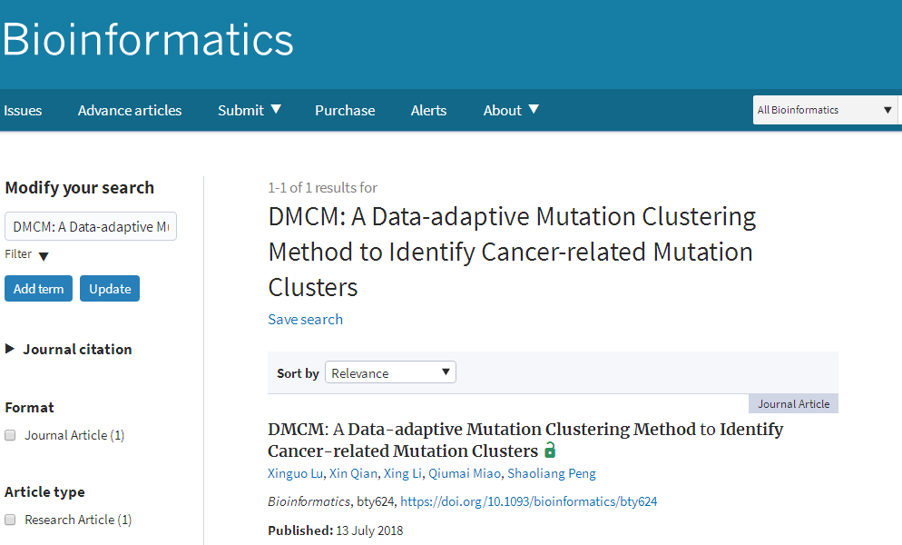 USING DATA SCIENCE TO PREDICT AND PREVENT CANCER-THE THESIS
